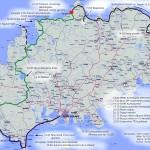Tipikate rattamatka kaart Saaremaal