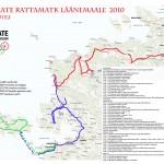 Tipikate Rattamatka kaart Läänemaal